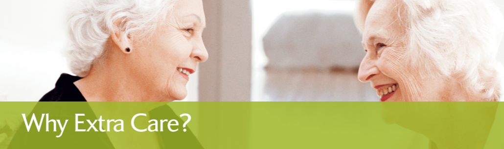 Why Extra Care? header image